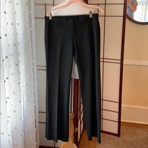 Gap Size 4R Perfect Trousers in Black EUC